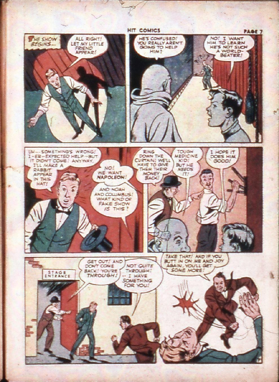 Read online Hit Comics comic -  Issue #29 - 9