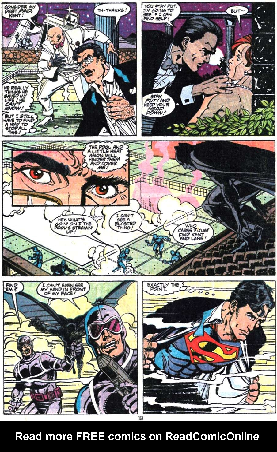 Read online Adventures of Superman (1987) comic -  Issue #467 - 21