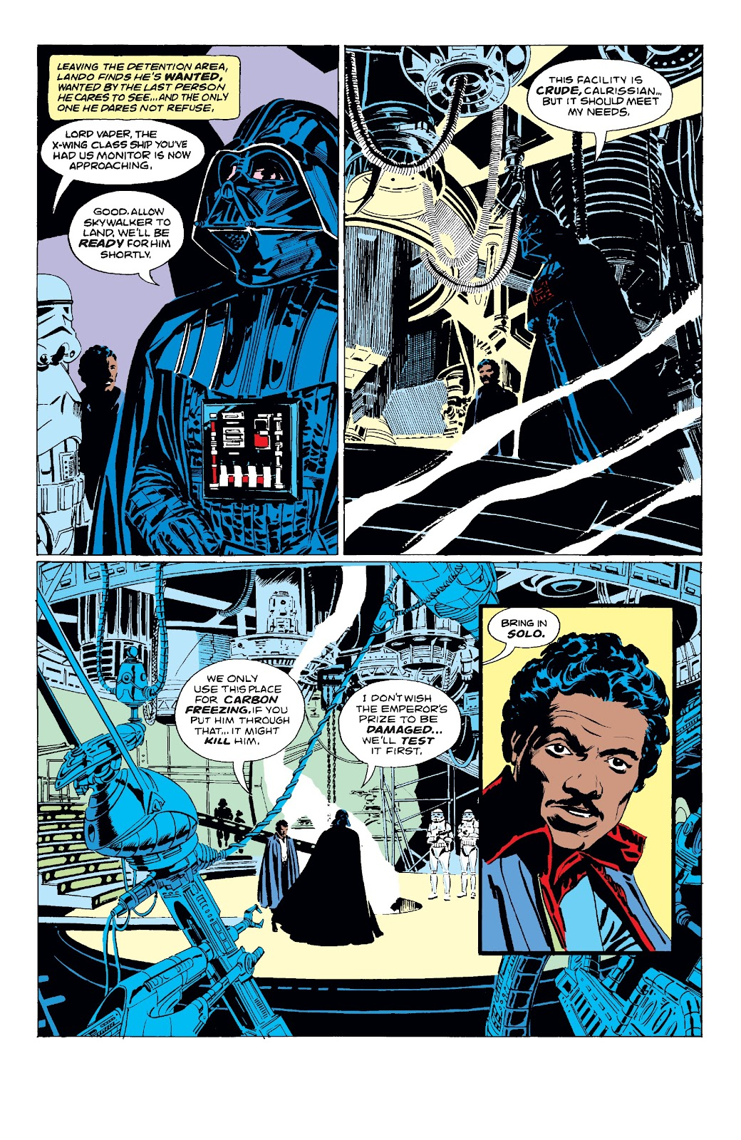 Read online Star Wars Legends: The Original Marvel Years - Epic Collection comic -  Issue # TPB 3 (Part 1) - 92