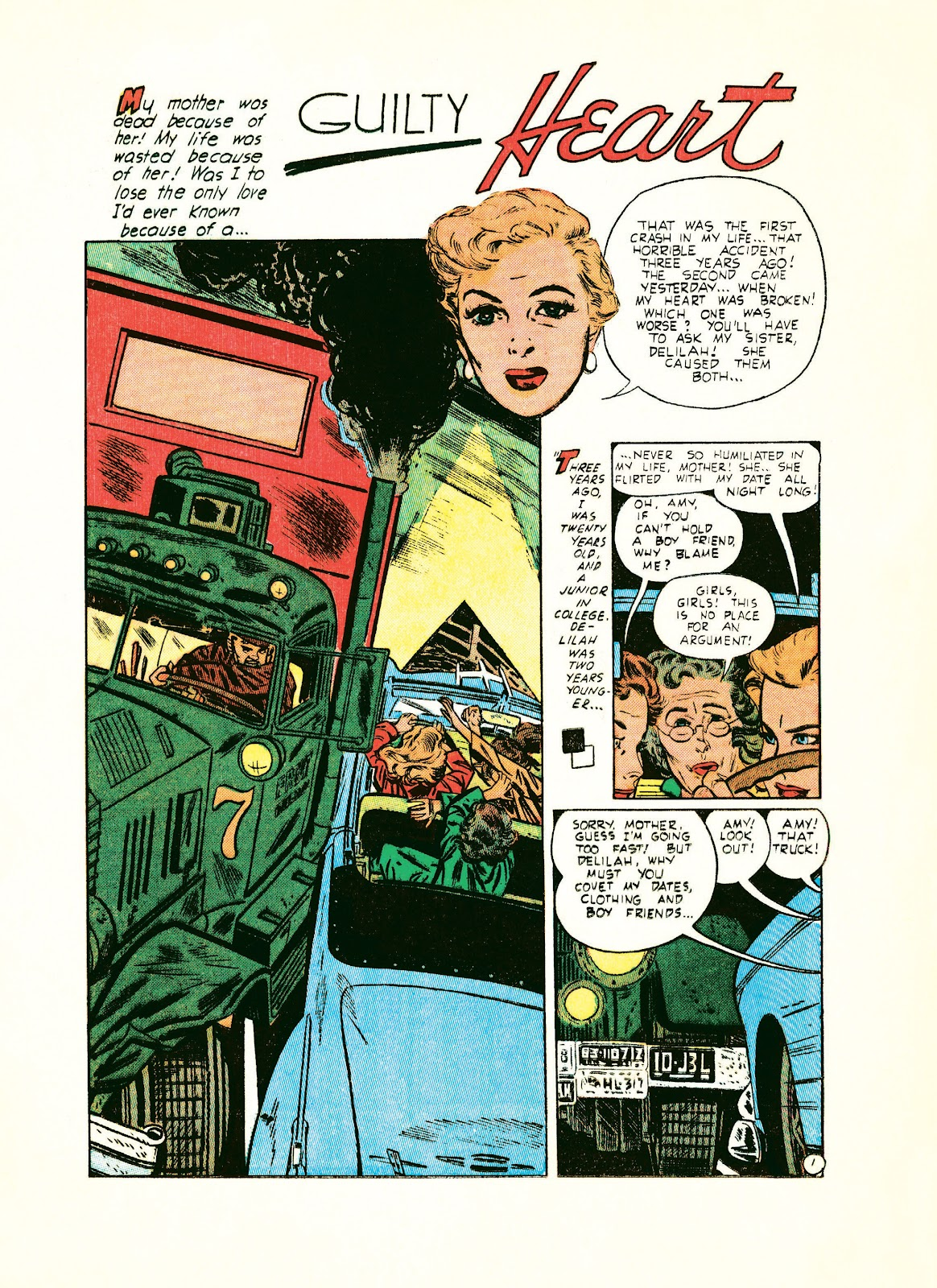 Read online Setting the Standard: Comics by Alex Toth 1952-1954 comic -  Issue # TPB (Part 4) - 47