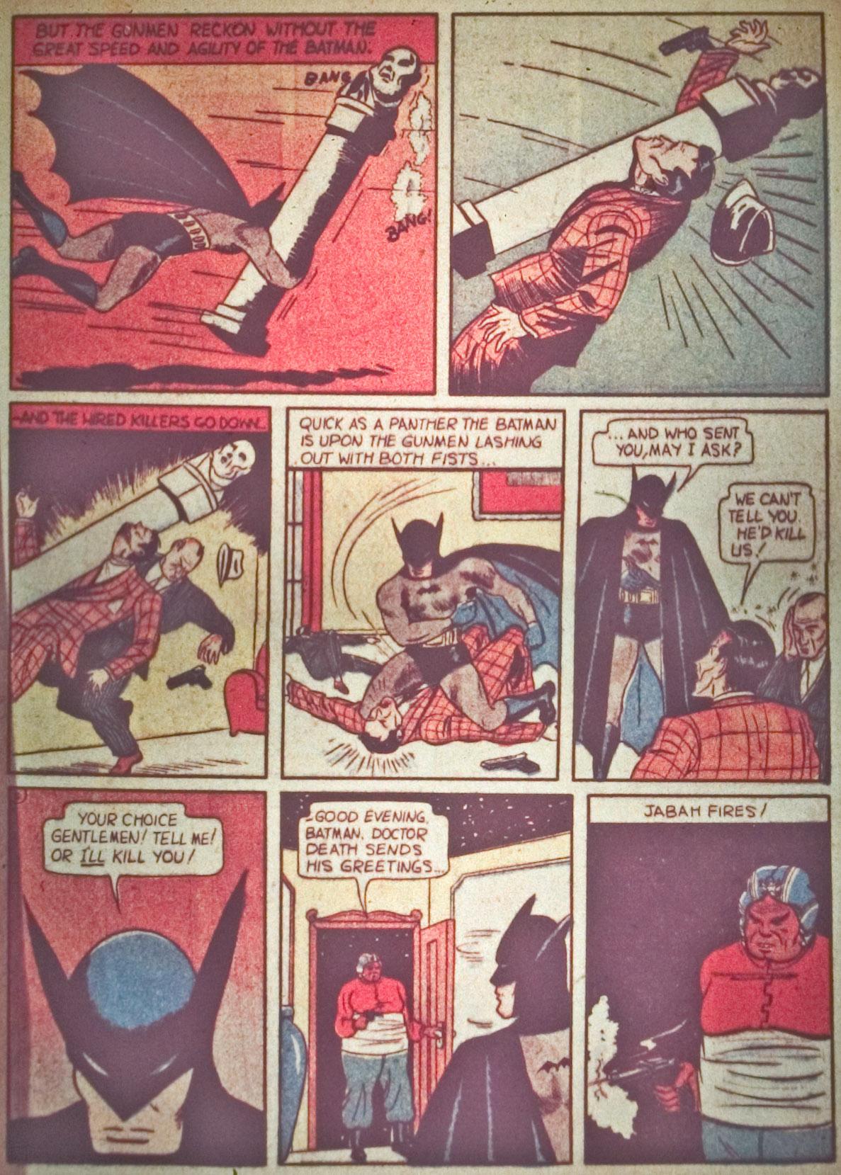 Detective Comics (1937) 29 Page 6