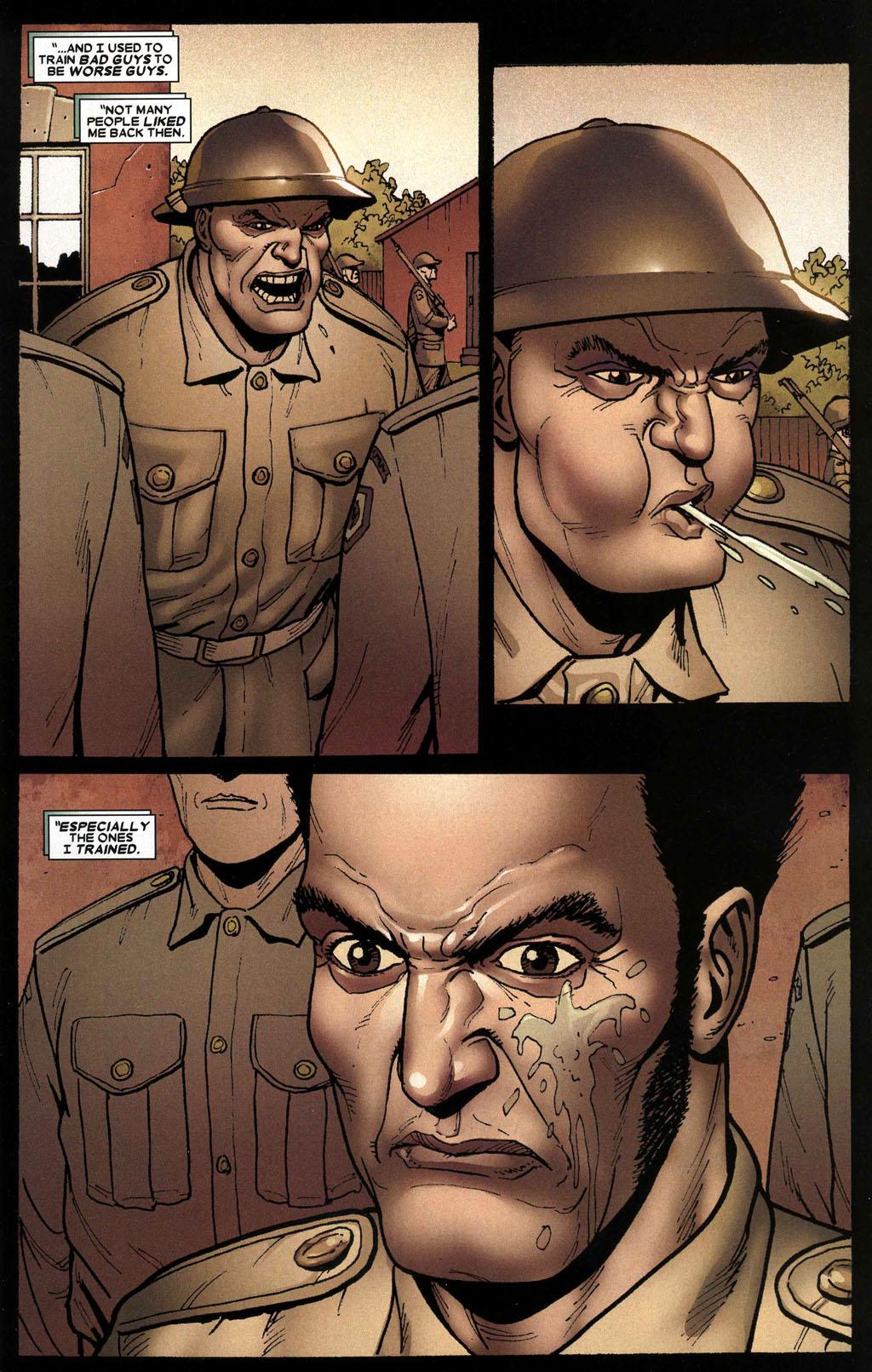 Read online Wolverine: Origins comic -  Issue #12 - 12
