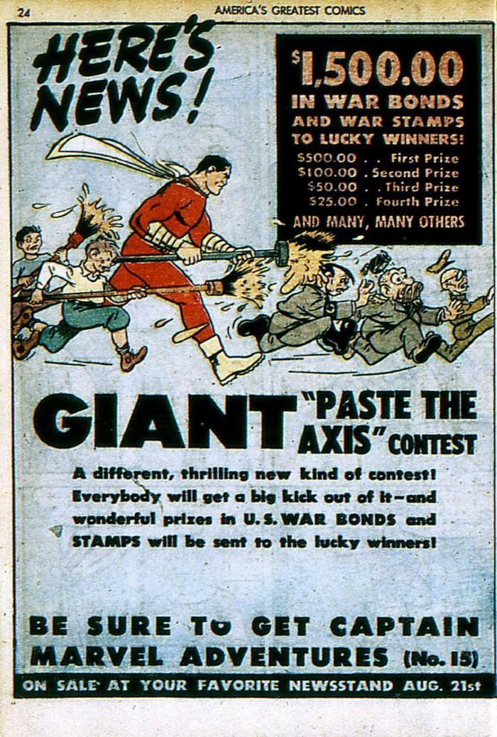Read online America's Greatest Comics comic -  Issue #4 - 24