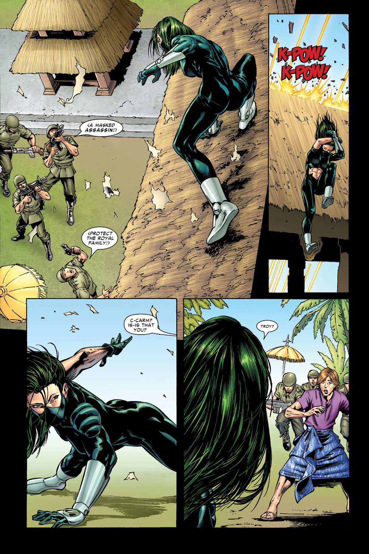 Read online Amazing Fantasy (2004) comic -  Issue #9 - 3