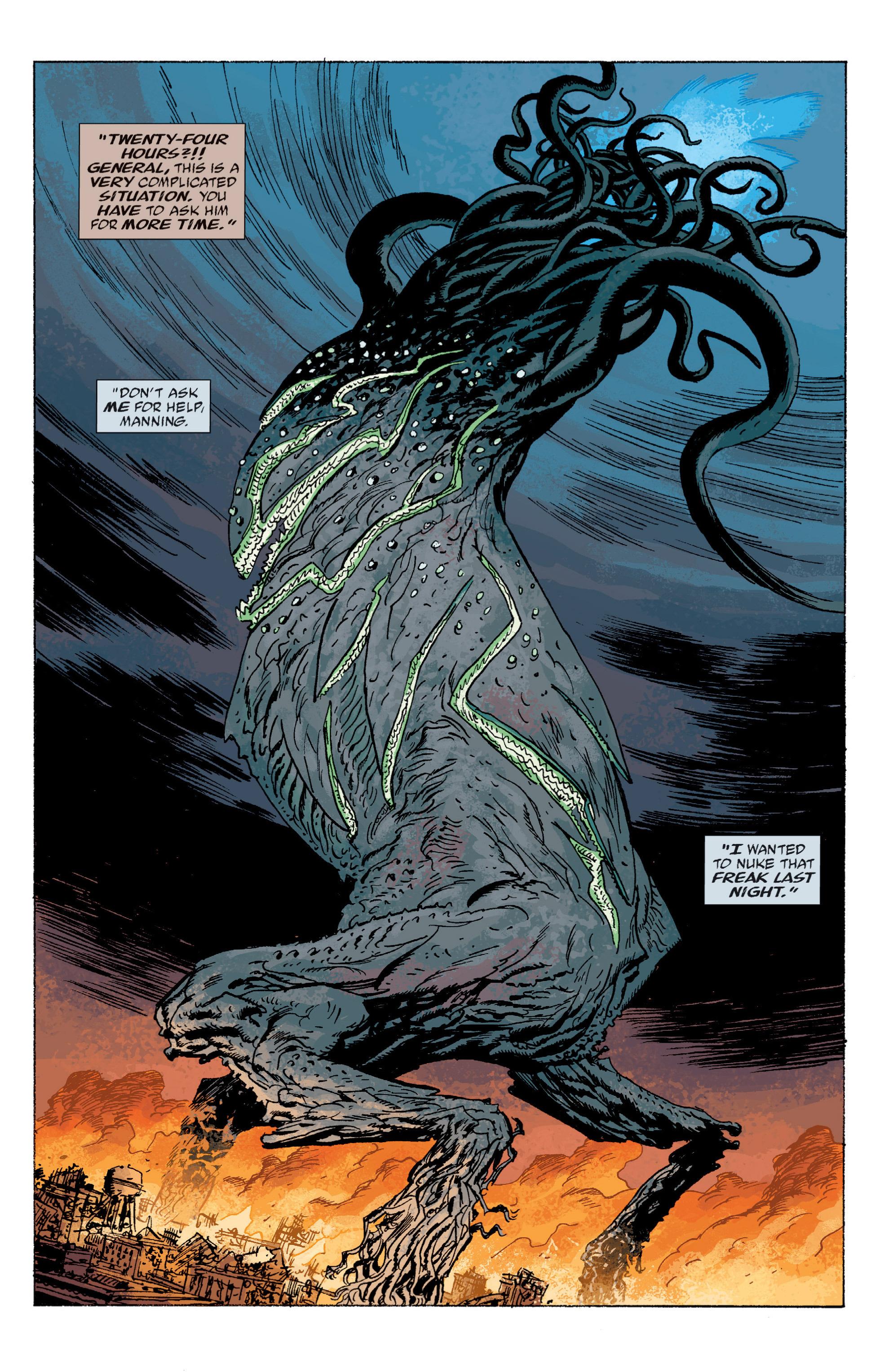 Read online B.P.R.D. (2003) comic -  Issue # TPB 5 - 126