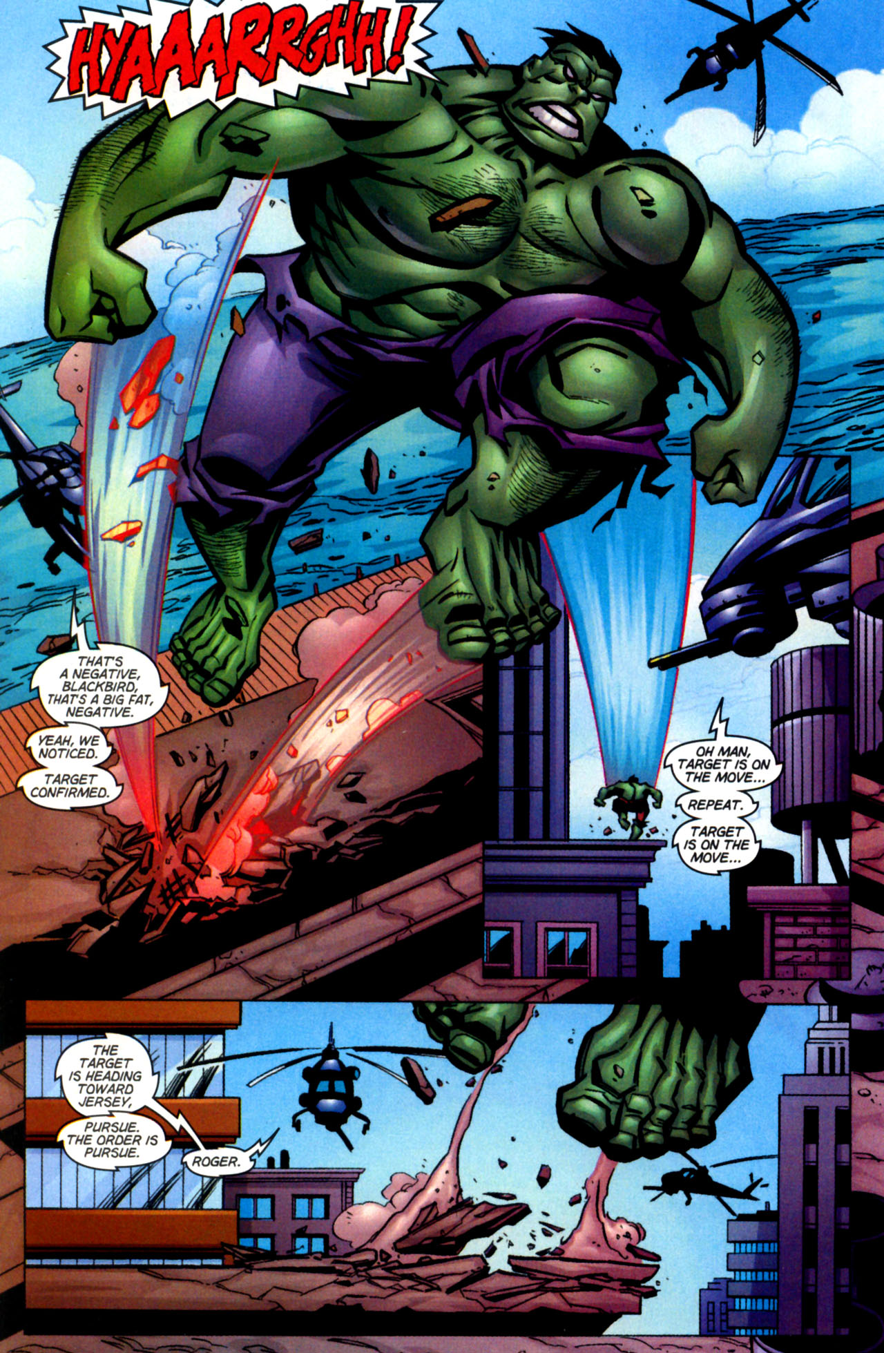 Read online Ultimate Marvel Team-Up comic -  Issue #3 - 29