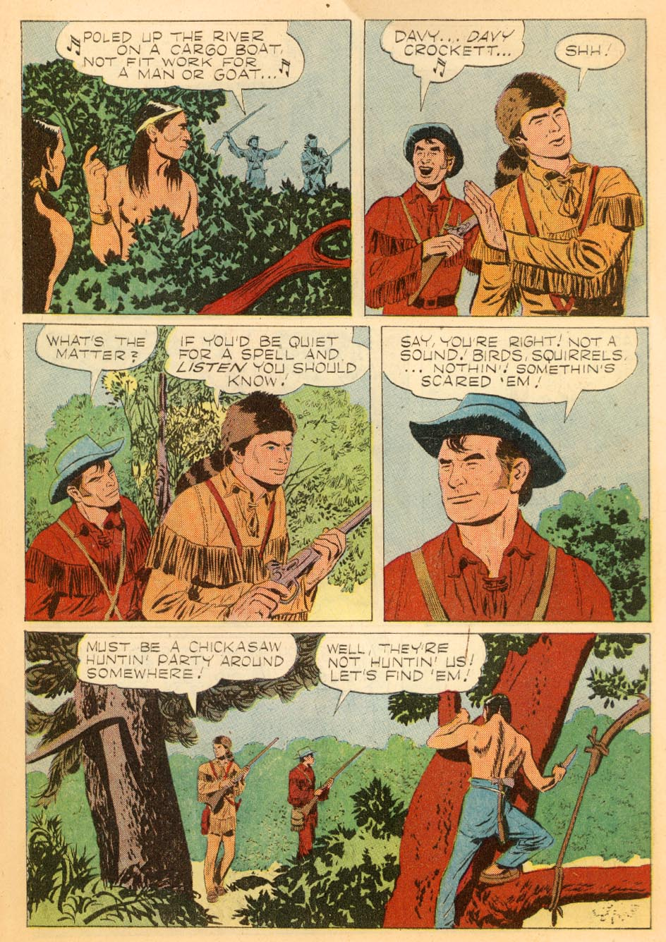 Four Color Comics issue 671 - Page 7