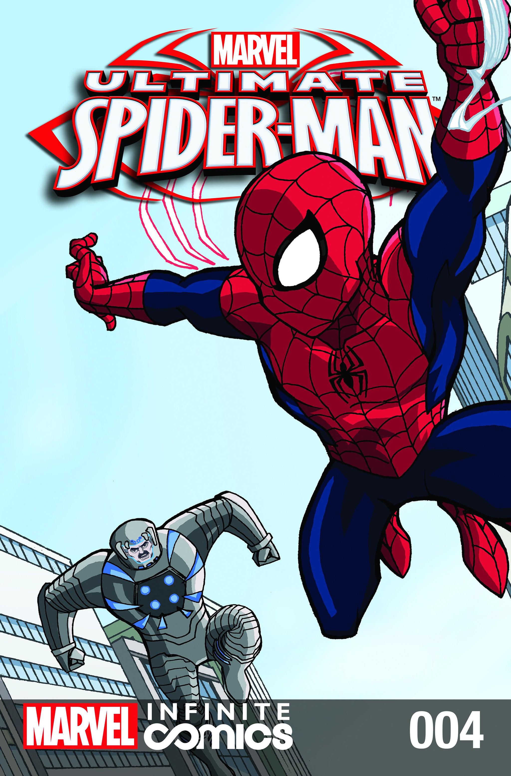 Read online Ultimate Spider-Man (Infinite Comics) (2015) comic -  Issue #4 - 2