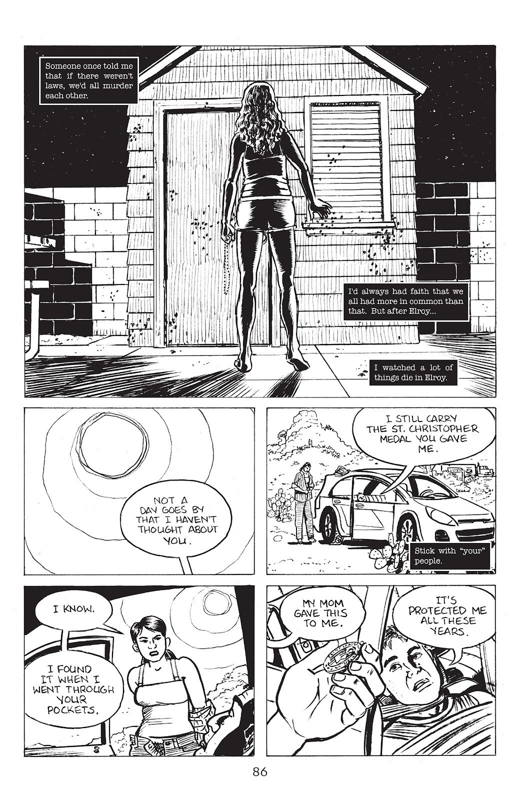 Read online Lodger comic -  Issue #5 - 8
