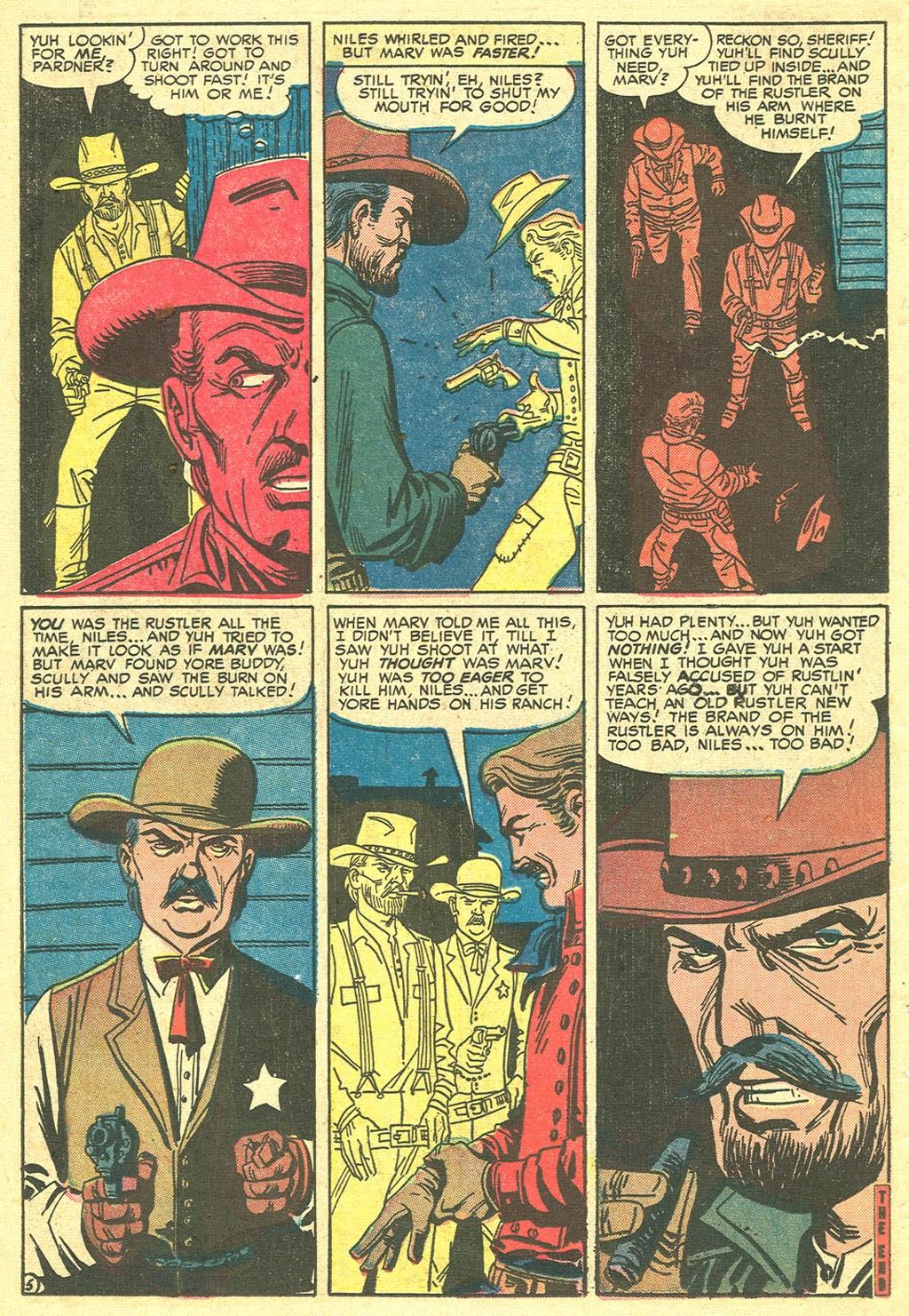 Gunsmoke Western issue 41 - Page 14