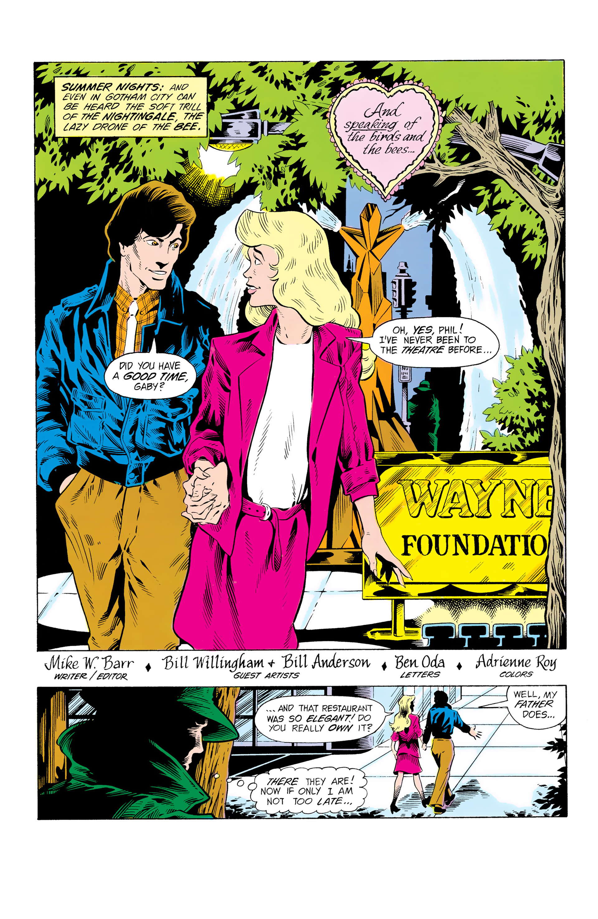 Batman and the Outsiders (1983) 14 Page 2