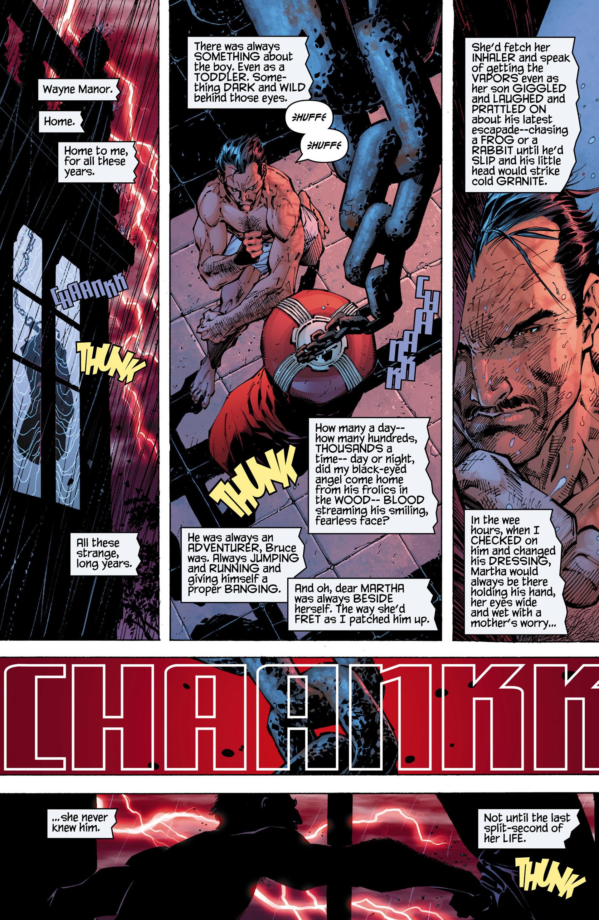 Read online All Star Batman & Robin, The Boy Wonder comic -  Issue #5 - 18