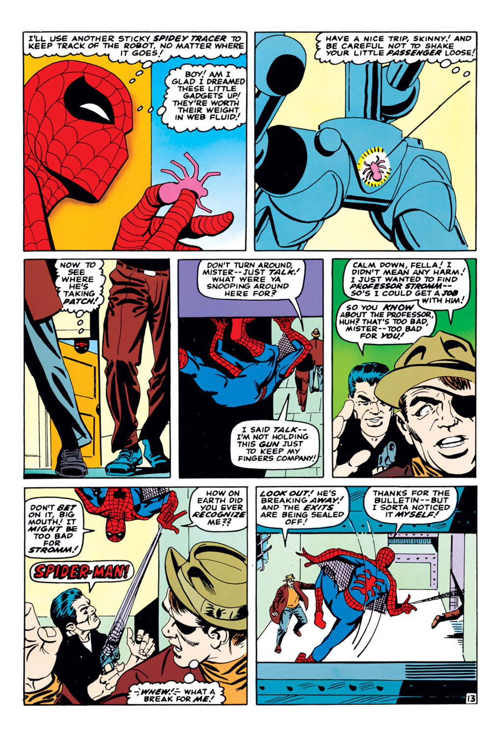 The Amazing Spider-Man (1963) 37 Page 13