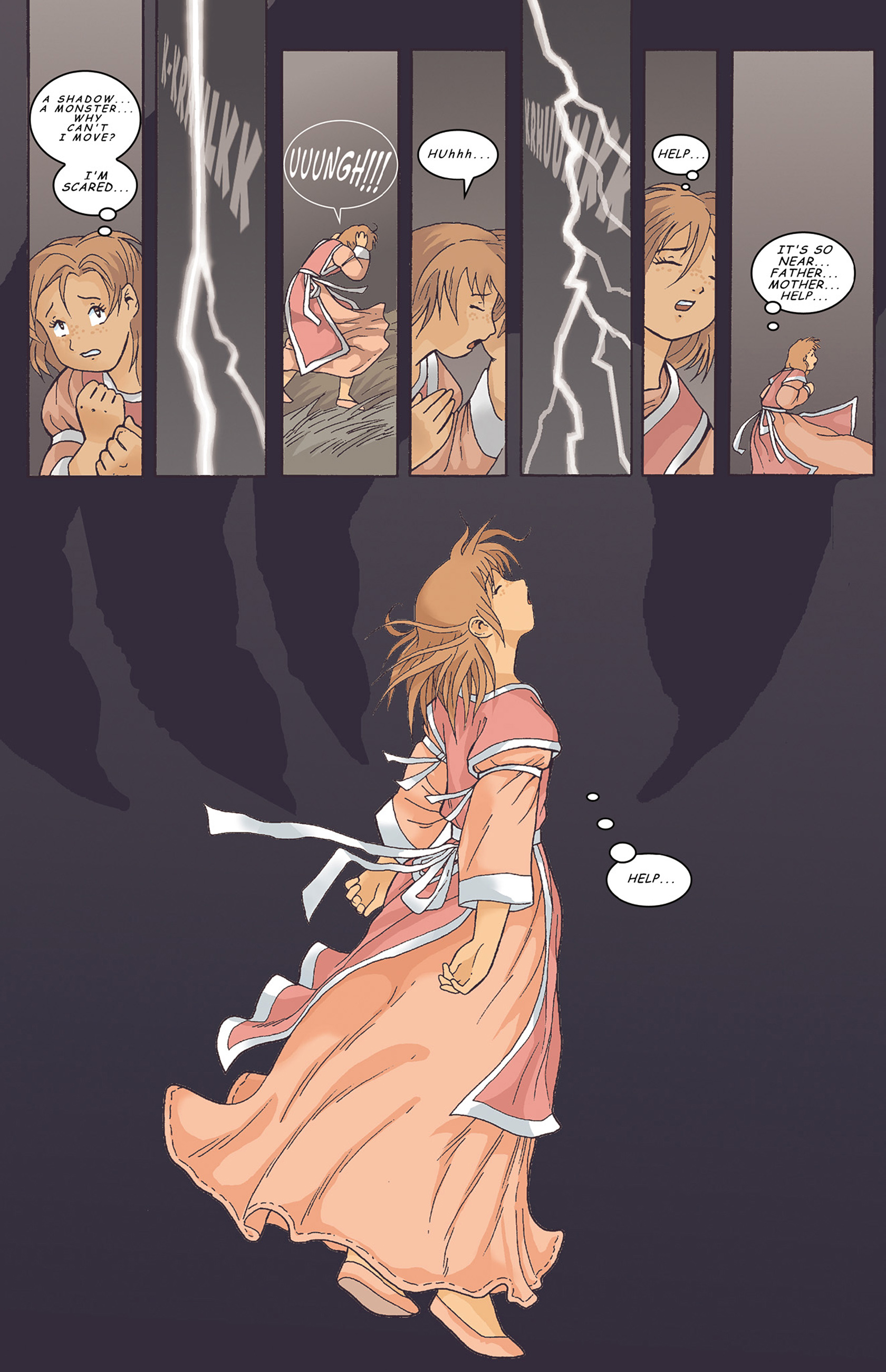 Read online Courageous Princess comic -  Issue # TPB 1 - 38
