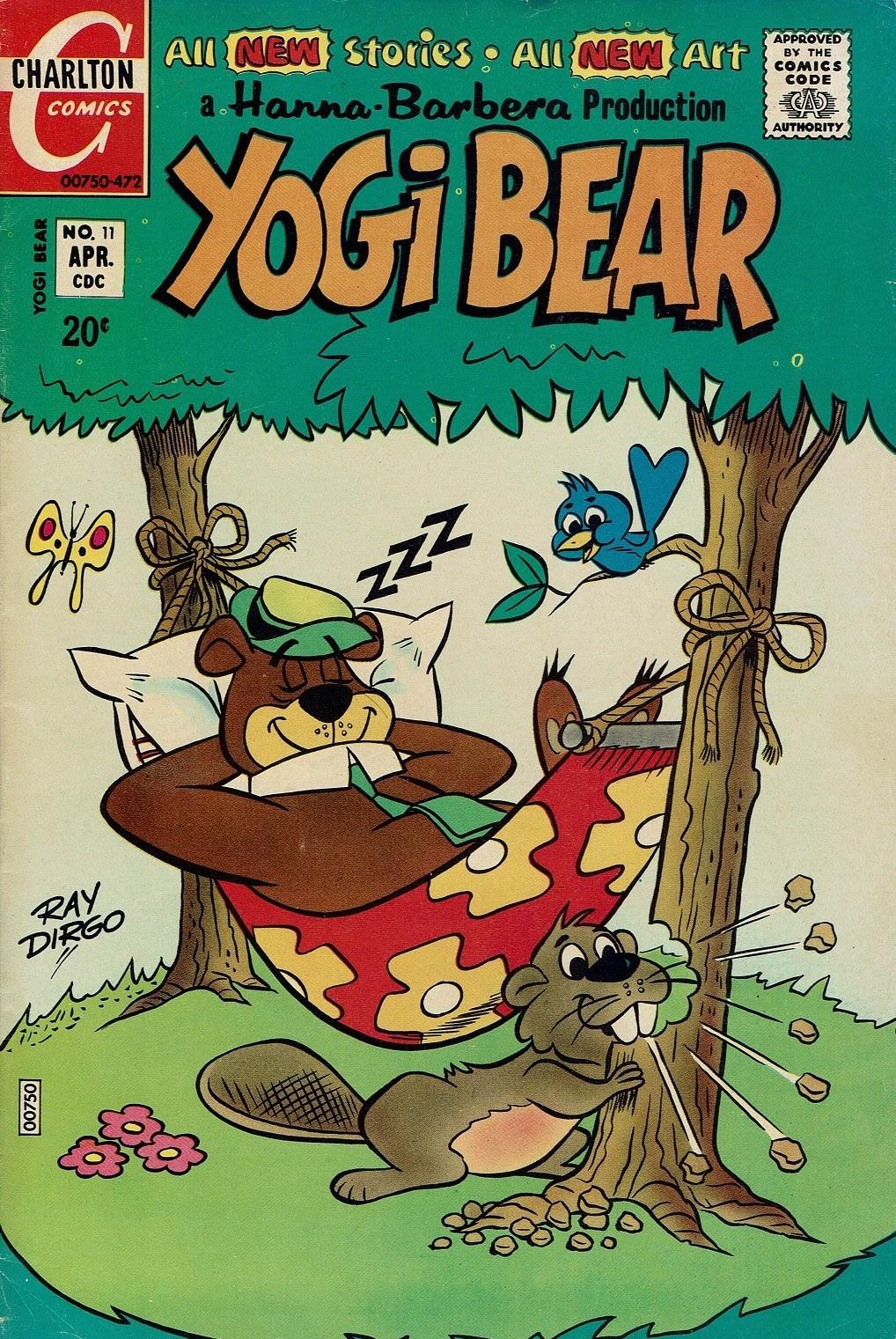 Yogi Bear (1970) 11 Page 1