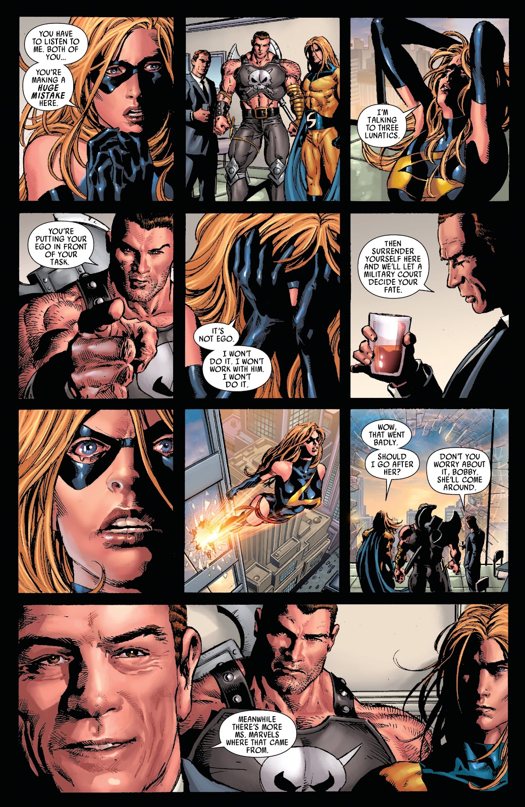 Read online Siege Prelude comic -  Issue # TPB (Part 1) - 14