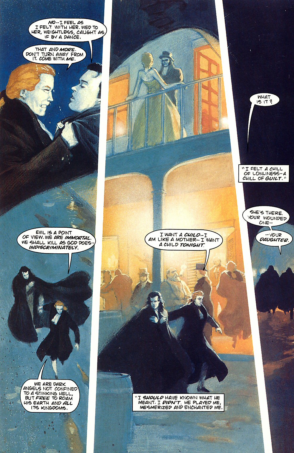 Read online Anne Rice's Interview with the Vampire comic -  Issue #3 - 26