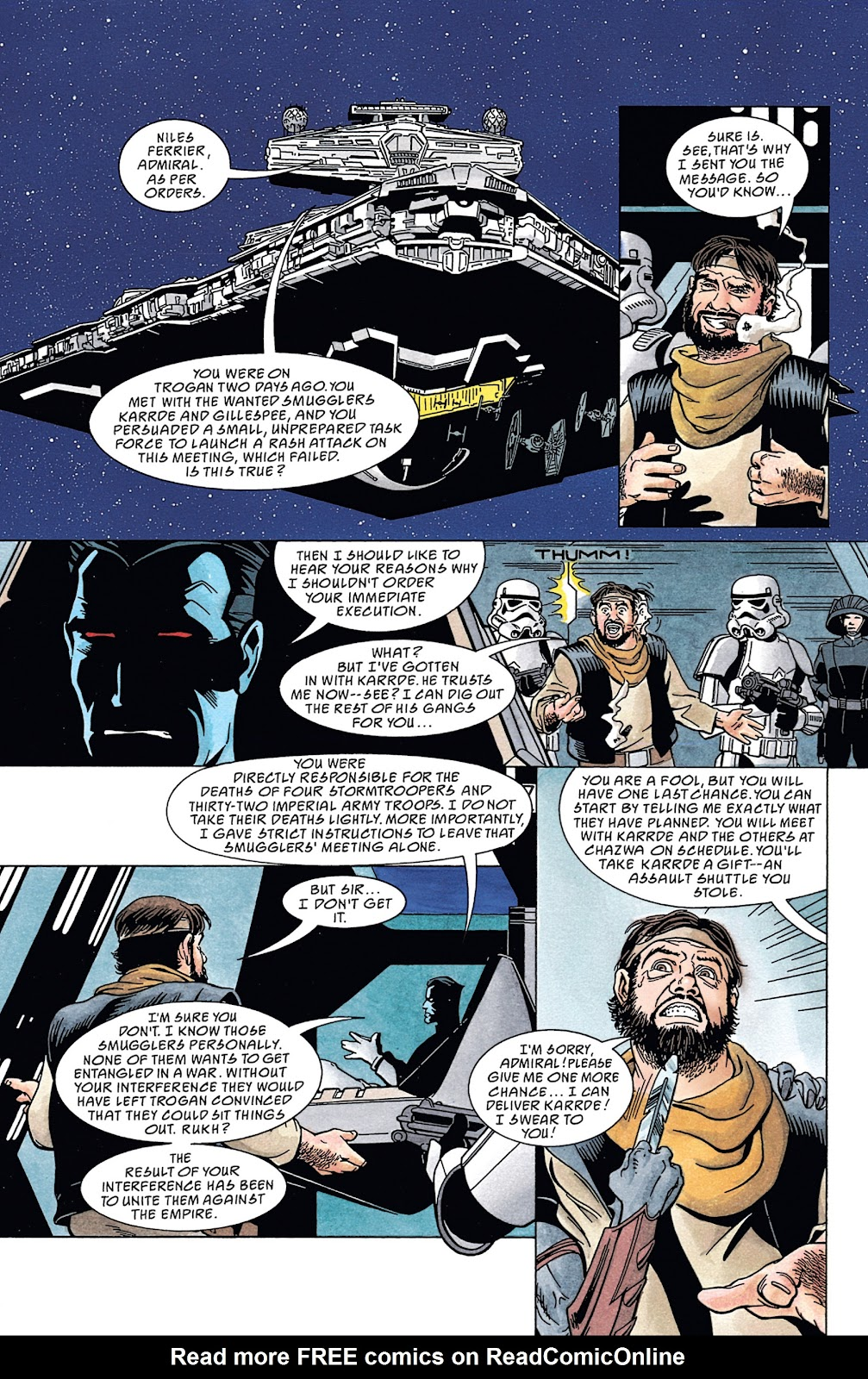 Read online Star Wars Legends: The New Republic - Epic Collection comic -  Issue # TPB 4 (Part 4) - 46