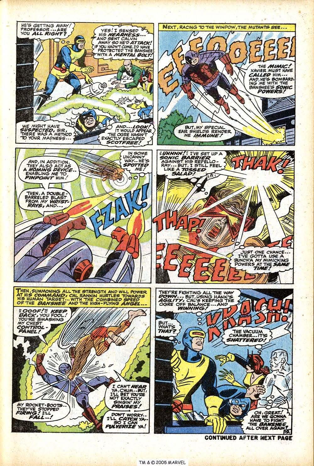 Uncanny X-Men (1963) 76 Page 26