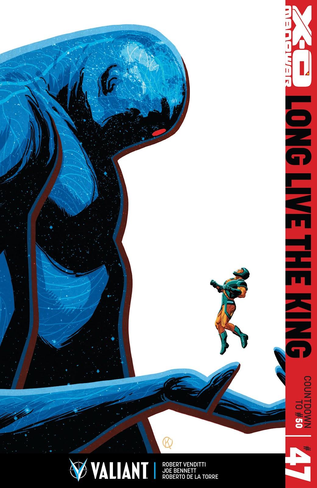 X-O Manowar (2012) 47 Page 1