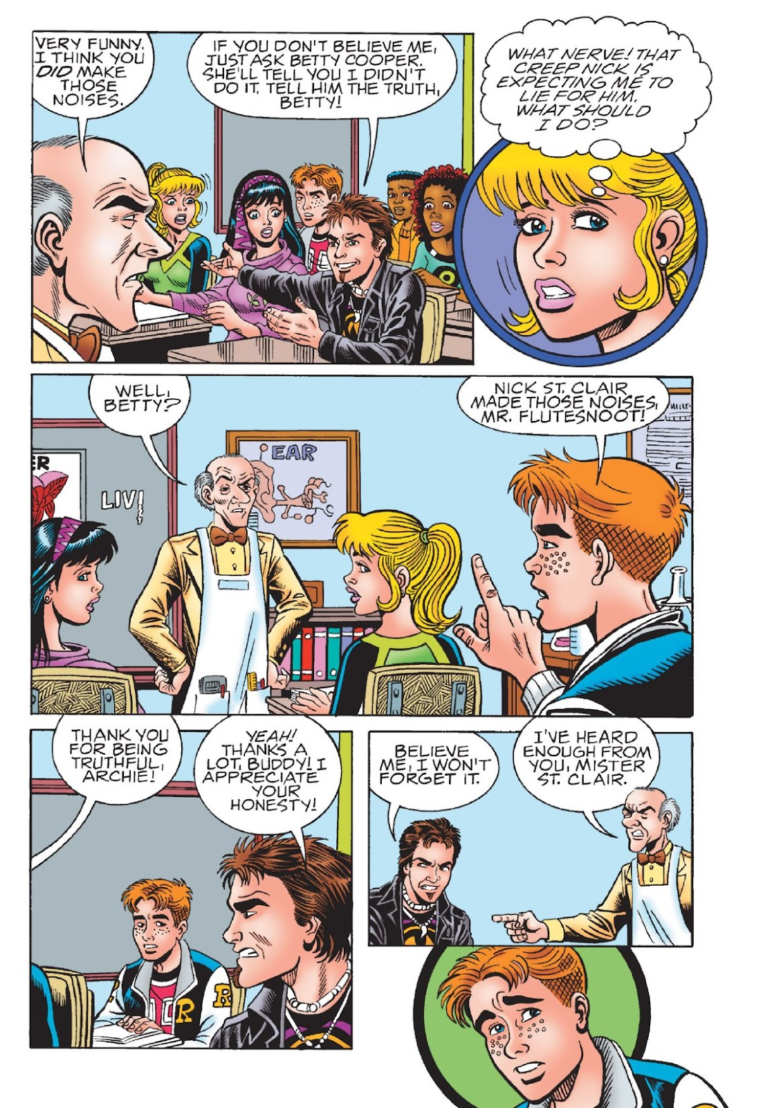 Read online Archie's New Look Series comic -  Issue #1 - 36