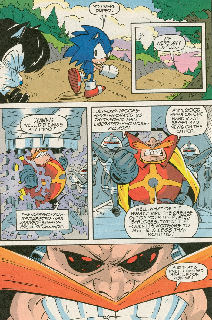 Read online Sonic Super Special comic -  Issue #6 - The big 50 - 21