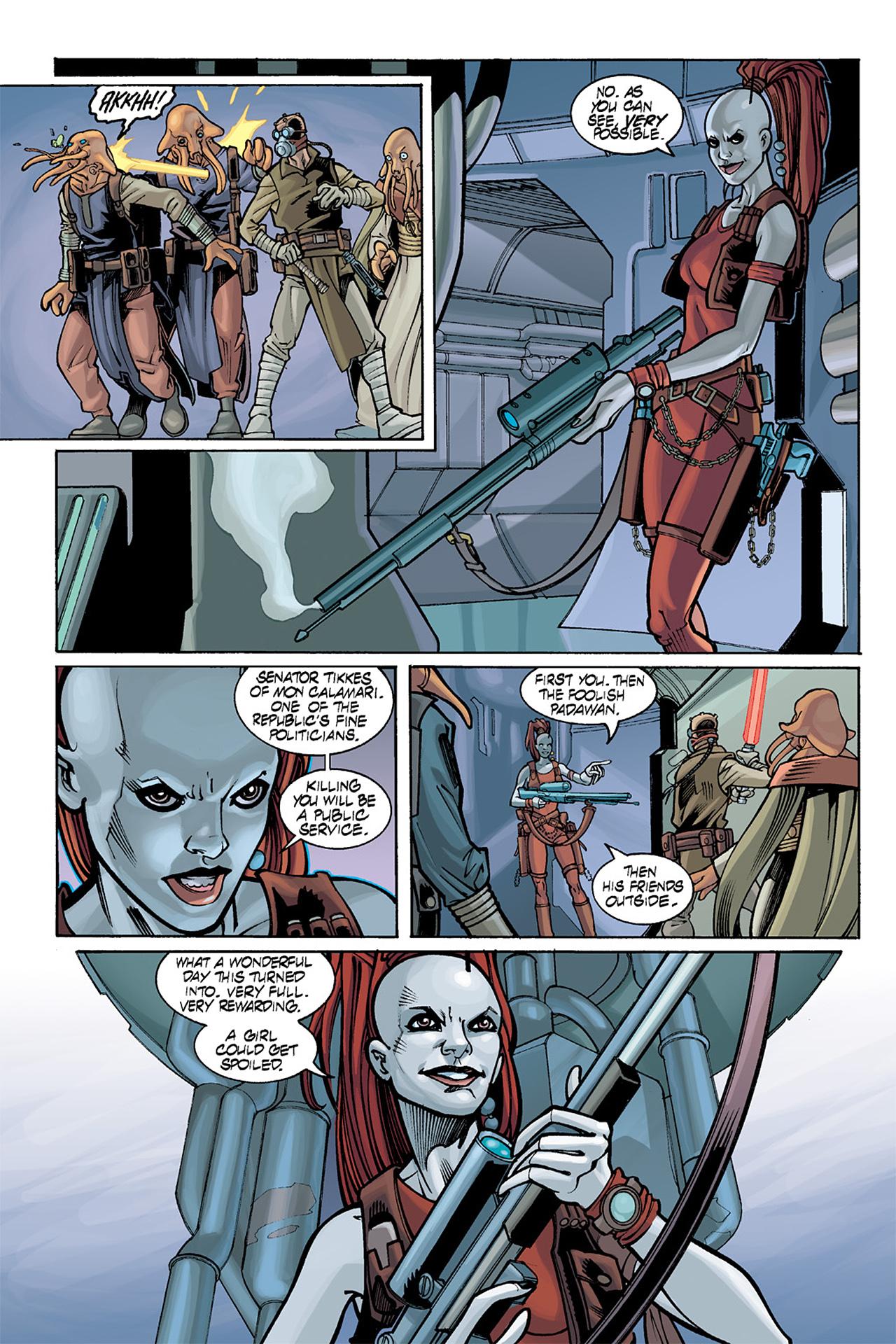 Read online Star Wars Omnibus comic -  Issue # Vol. 10 - 112