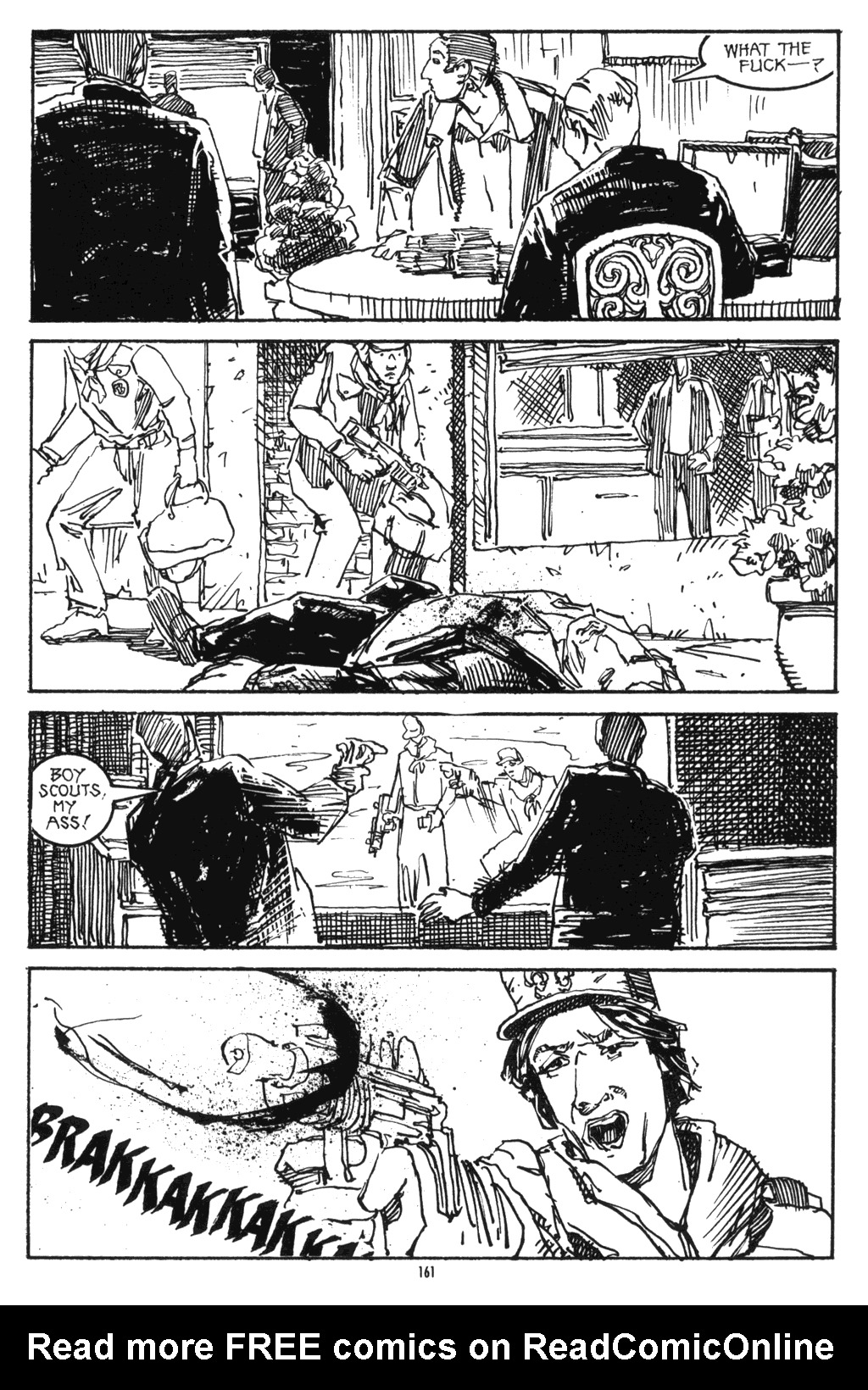 Read online A History of Violence comic -  Issue #A History of Violence Full - 174