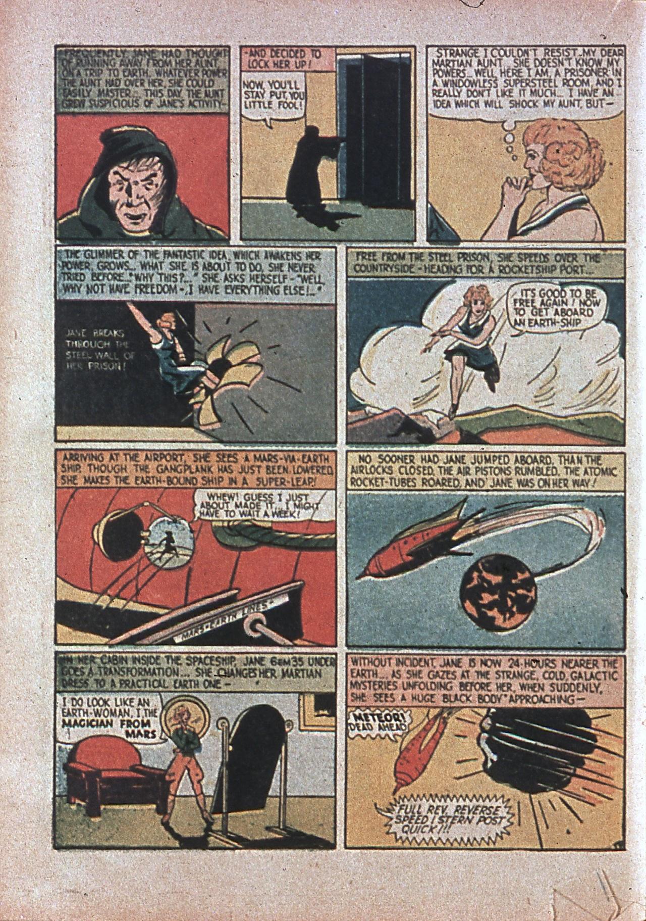 Read online Amazing Man Comics comic -  Issue #7 - 33