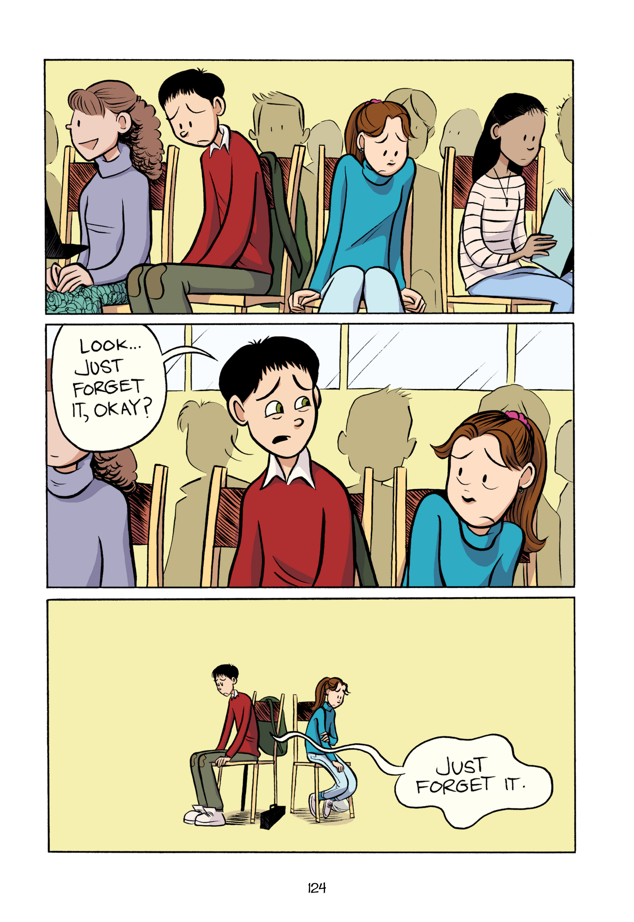 Read online Smile comic -  Issue # TPB - 130