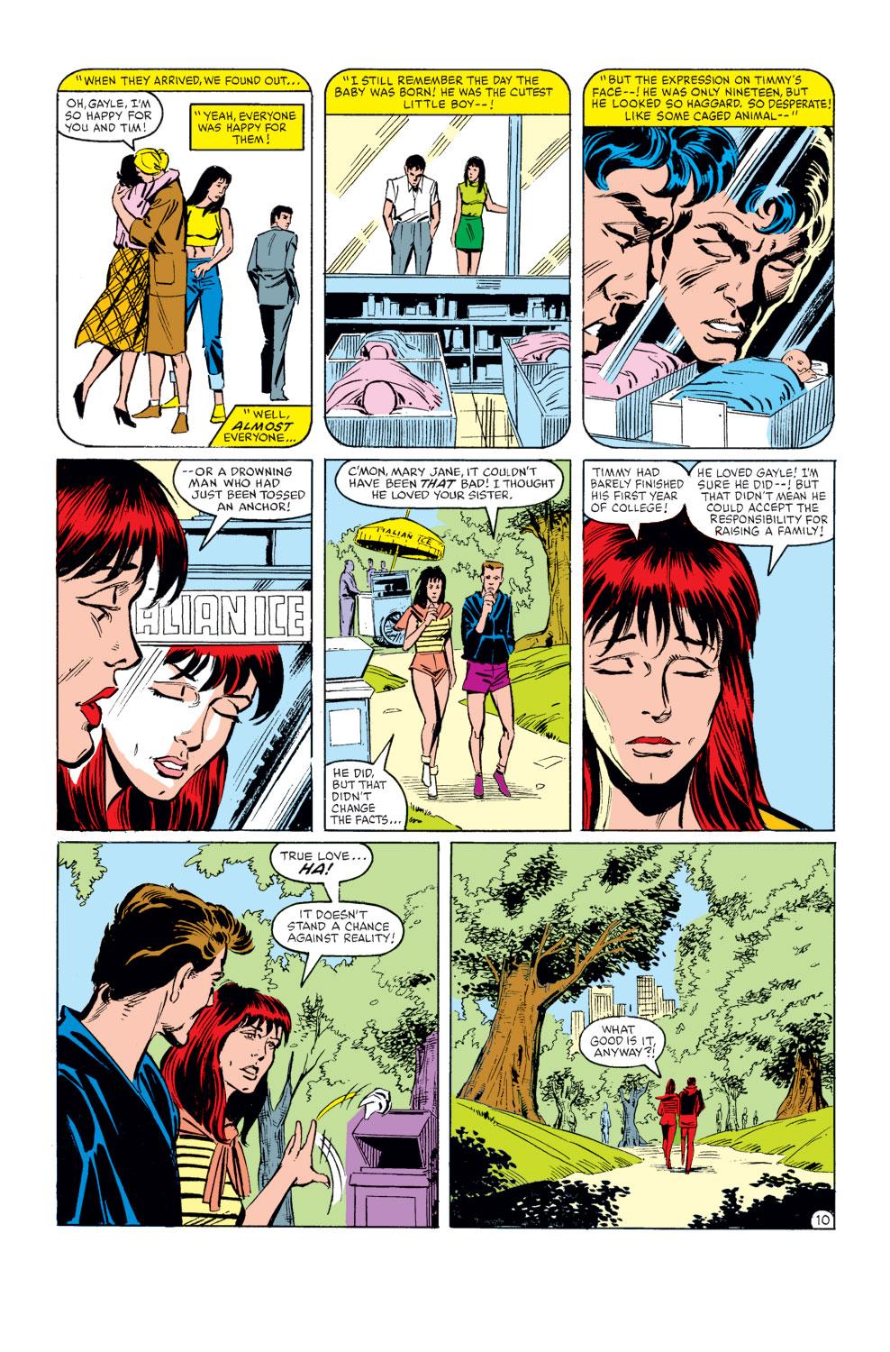 The Amazing Spider-Man (1963) 259 Page 10