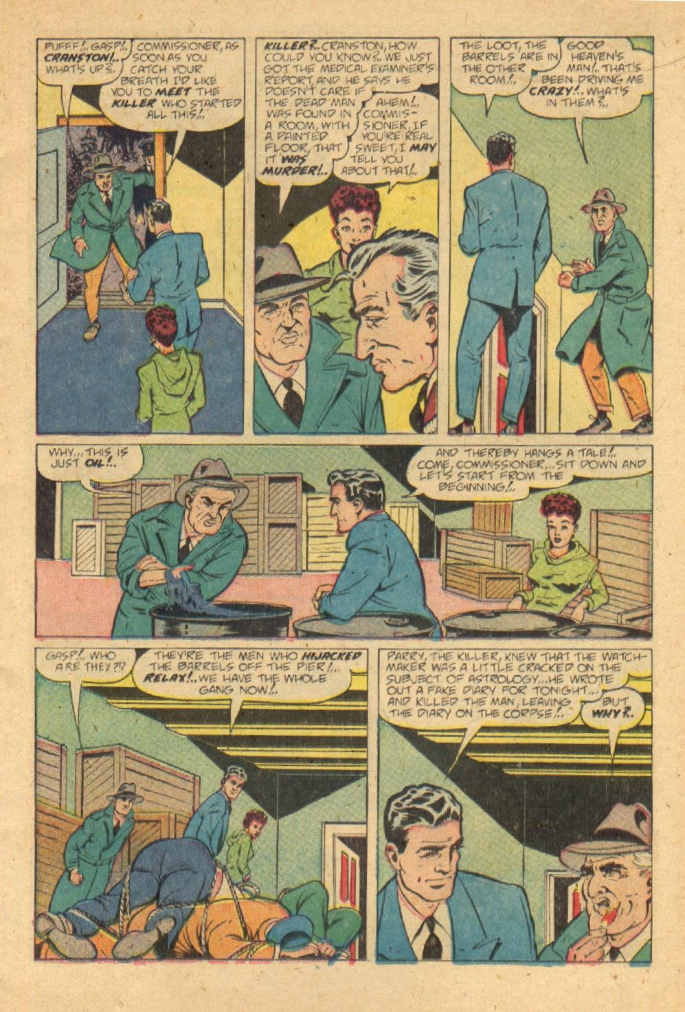 Shadow Comics #101 #94 - English 16