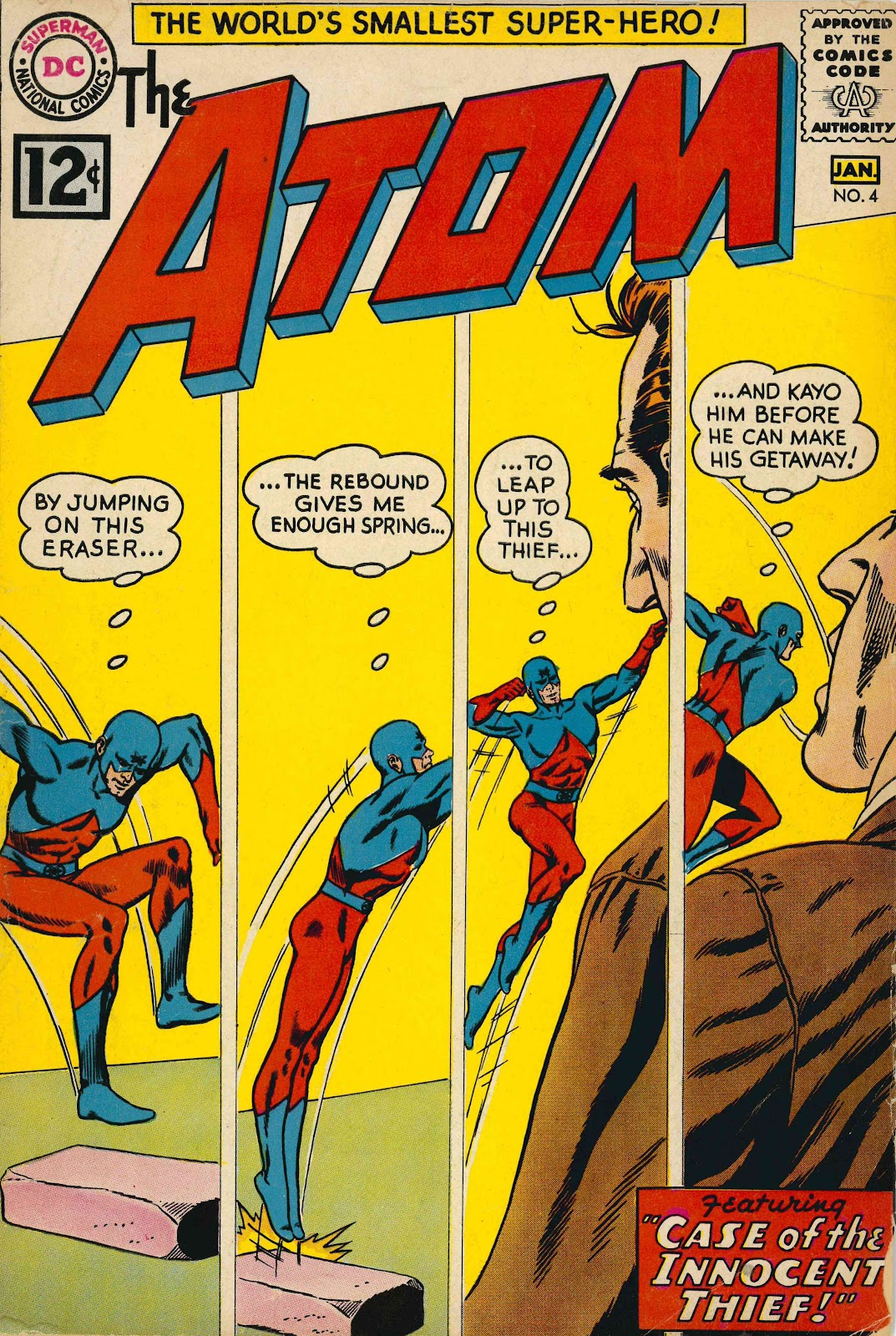 The Atom issue 4 - Page 1