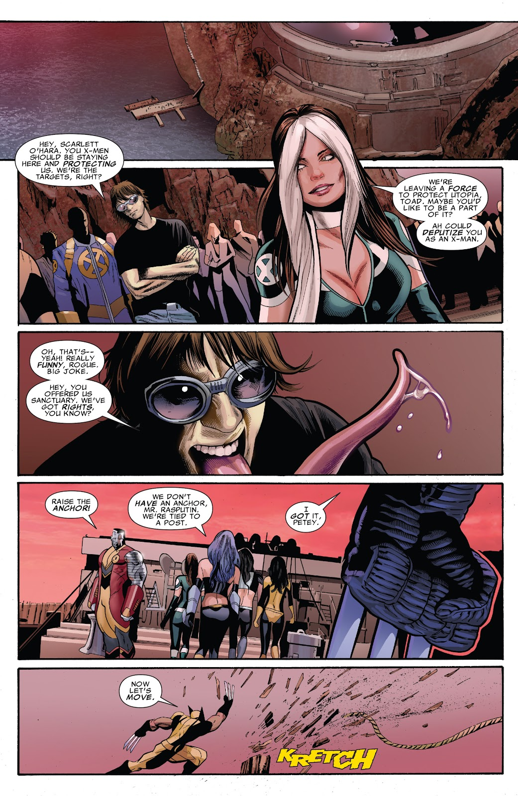 Read online X-Men: Second Coming comic -  Issue # _TPB (Part 2) - 94