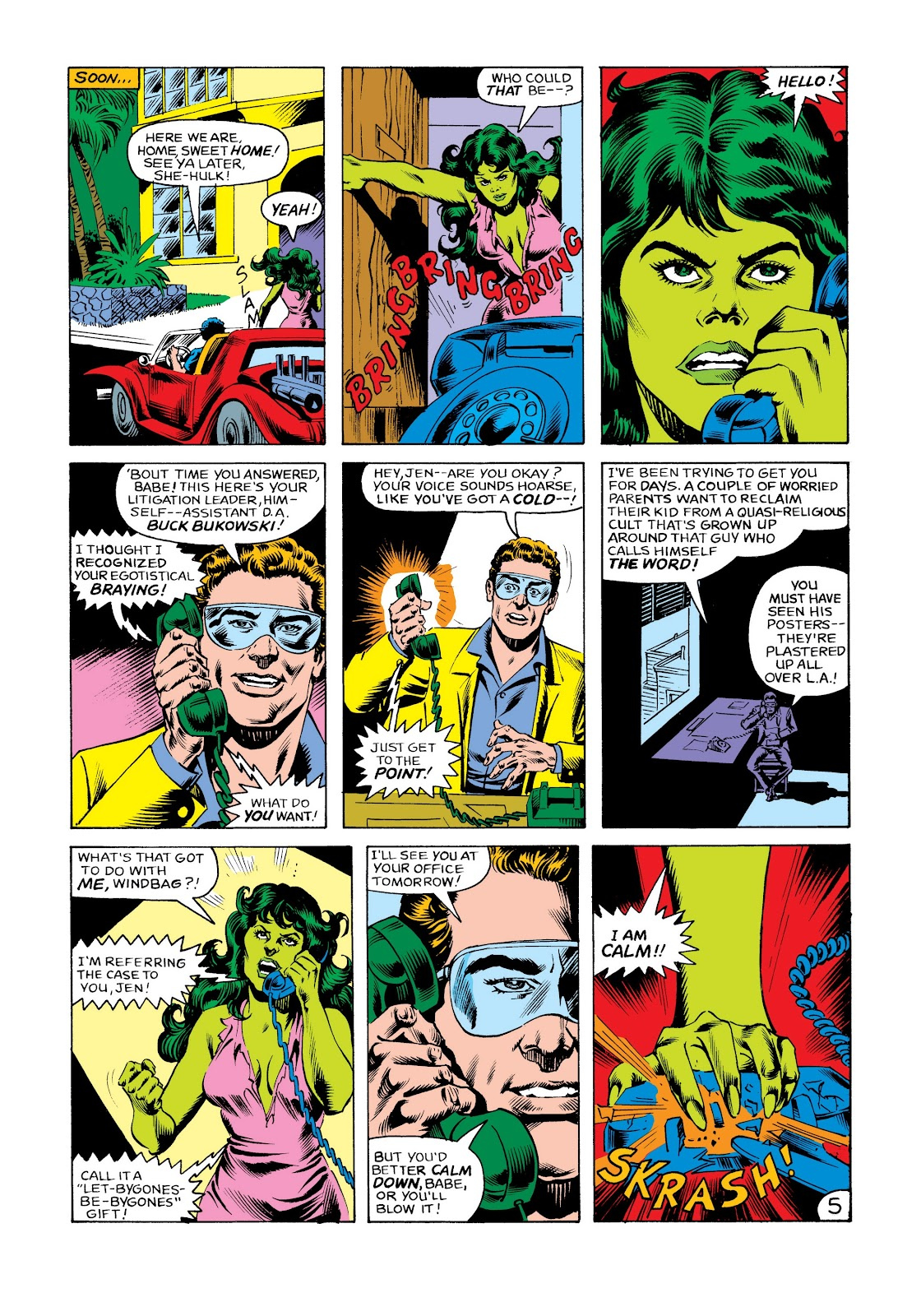 Marvel Masterworks: The Savage She-Hulk issue TPB_1_(Part_2) - Page 59