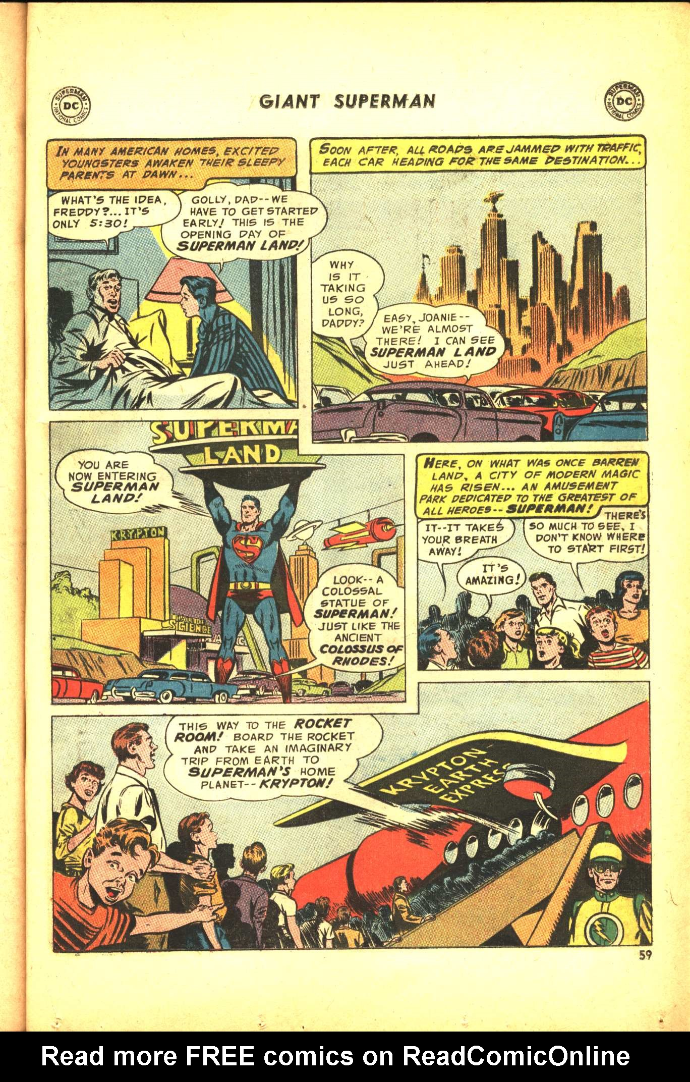Read online 80 Page Giant comic -  Issue #11 - 61
