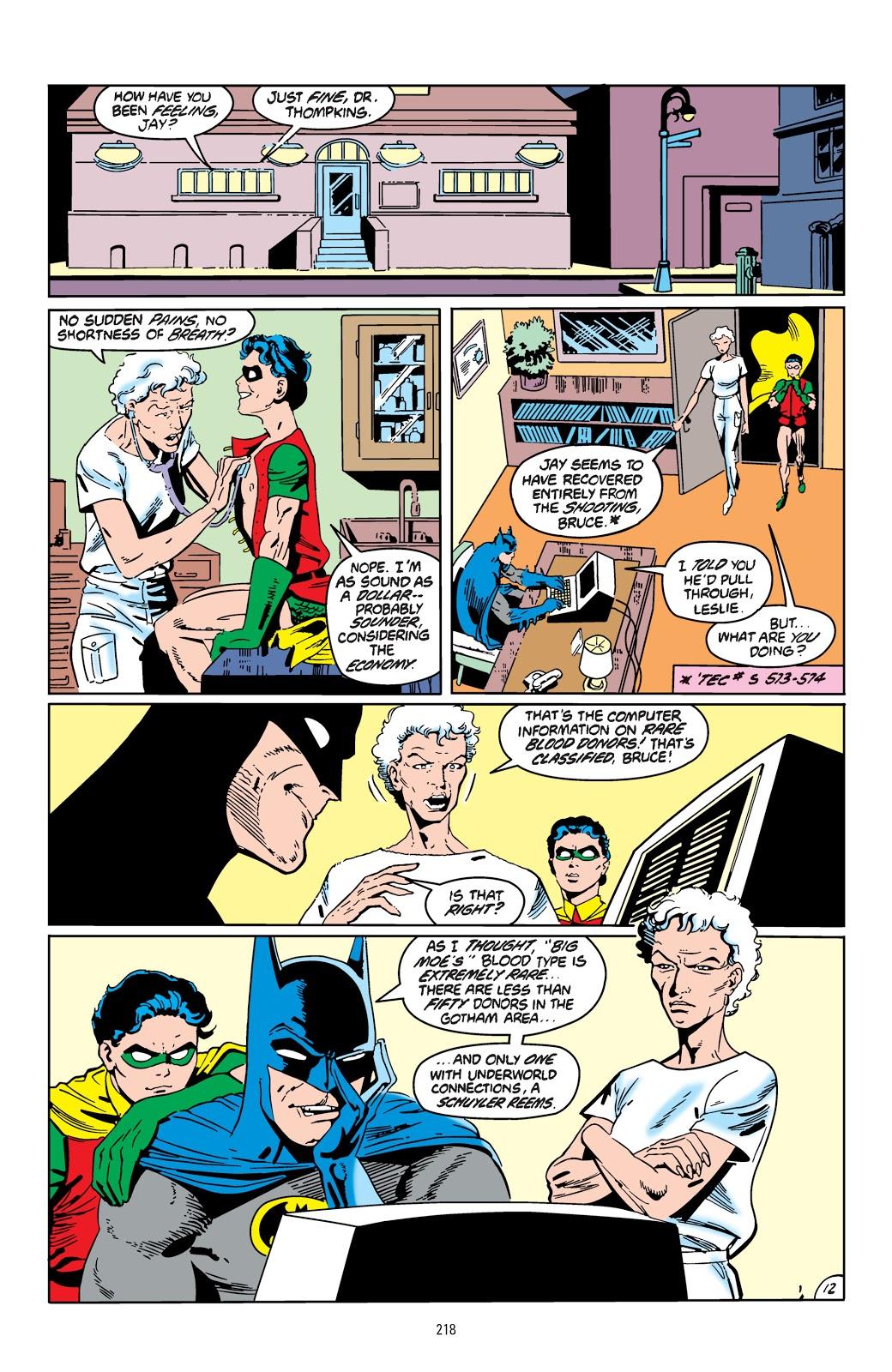 Read online Detective Comics (1937) comic -  Issue # _TPB Batman - The Dark Knight Detective 1 (Part 3) - 18