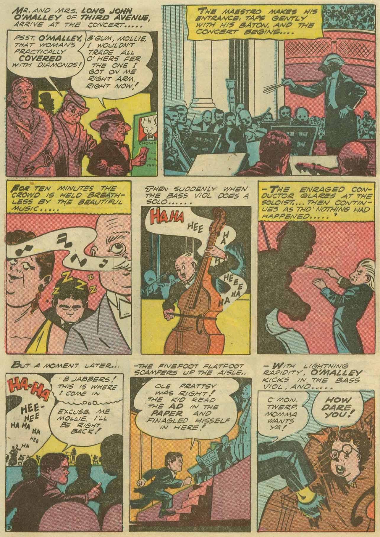 Read online Sensation (Mystery) Comics comic -  Issue #14 - 36