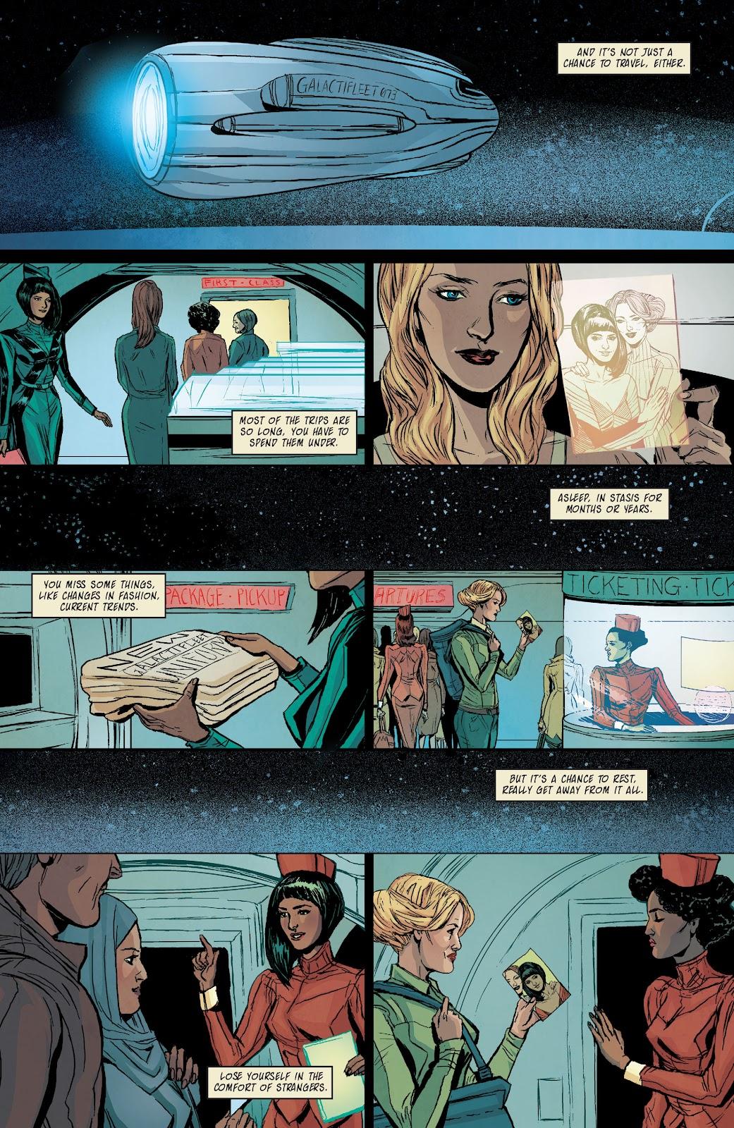 Read online Strange Adventures (2014) comic -  Issue # TPB (Part 2) - 1