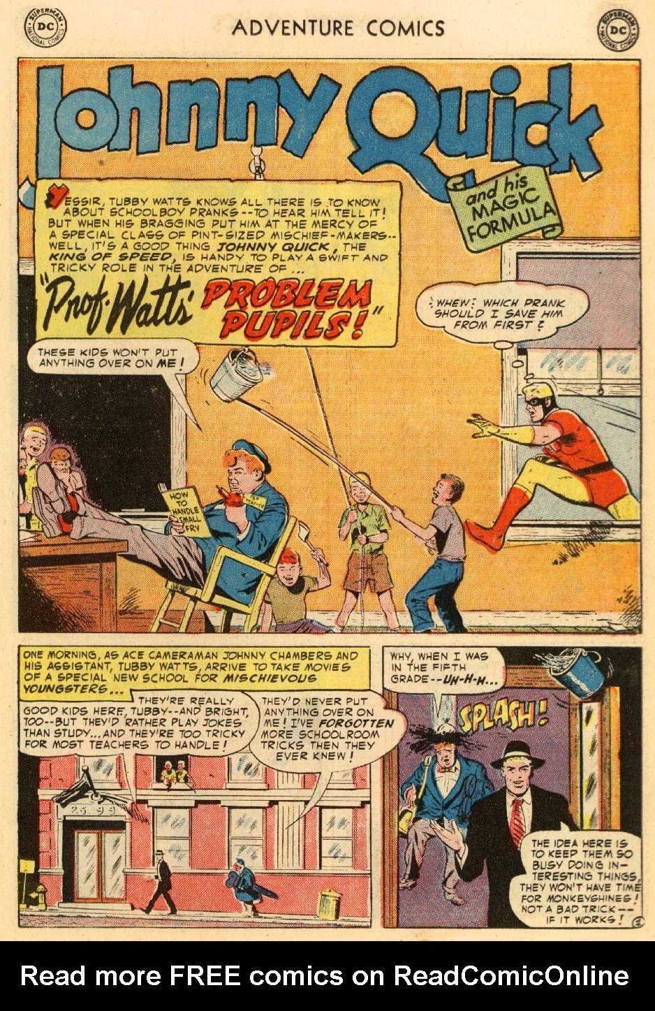 Read online Adventure Comics (1938) comic -  Issue #195 - 25