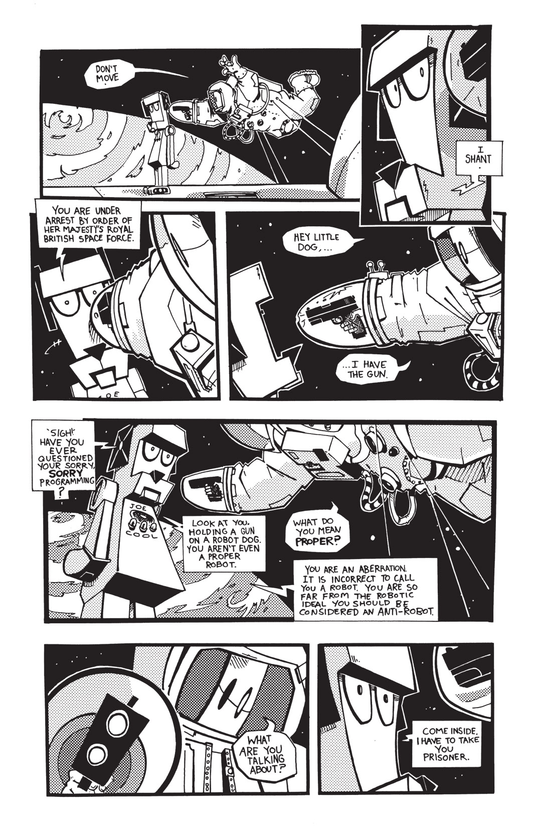 Read online Scud: The Disposable Assassin: The Whole Shebang comic -  Issue # TPB (Part 2) - 72