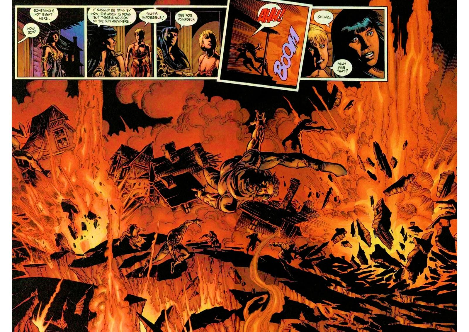 Xena: Warrior Princess (1999) Issue #11 #11 - English 22