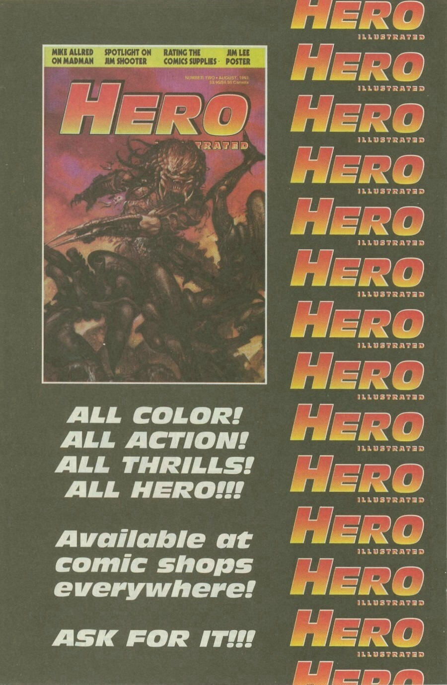 Read online Ex-Mutants comic -  Issue #9 - 22