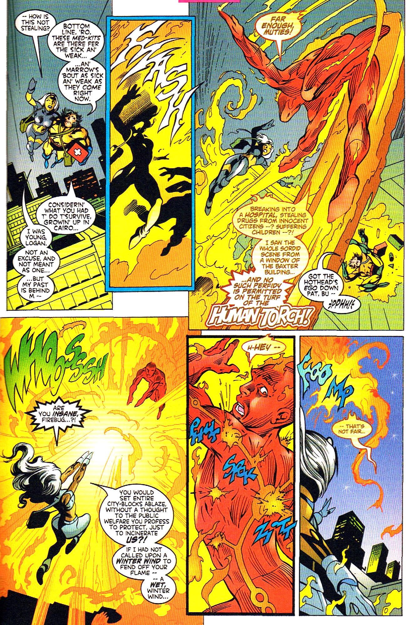 X-Men (1991) 89 Page 35