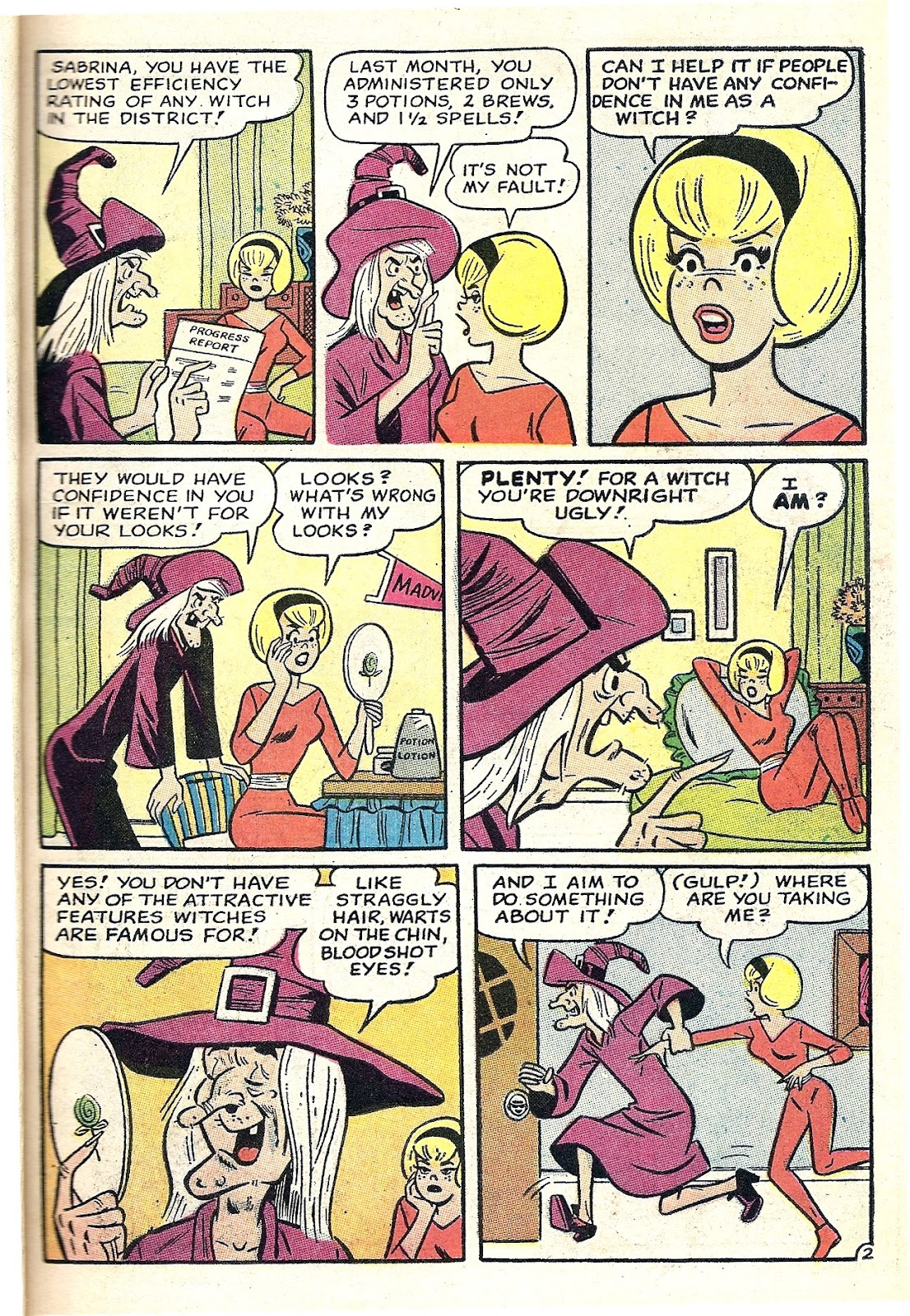 Archie's Madhouse issue Annual 6 - Page 27