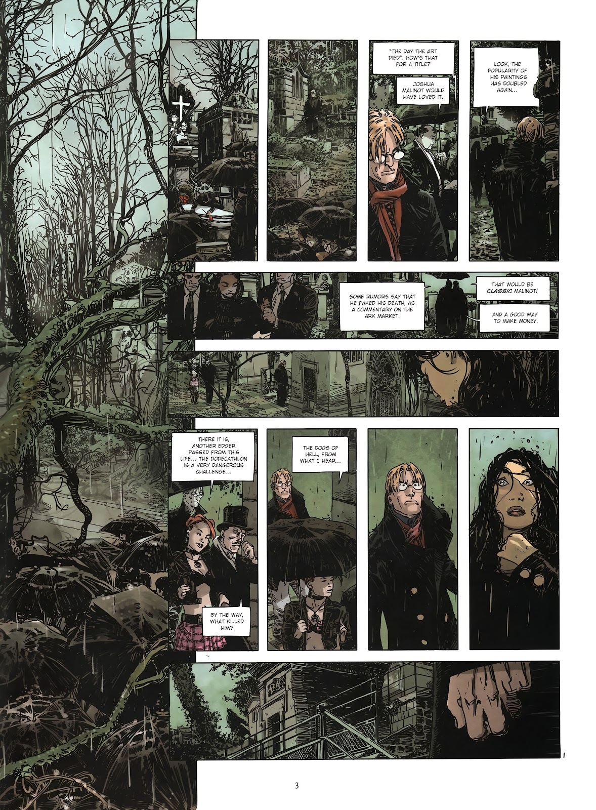 Read online Cutting Edge (2013) comic -  Issue #3 - 4