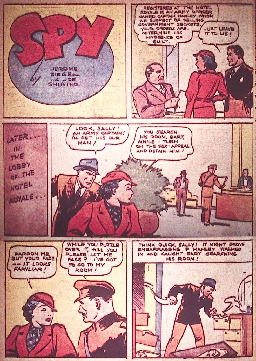Detective Comics (1937) 6 Page 43
