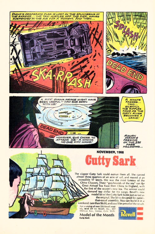 Read online Wonder Woman (1942) comic -  Issue #180 - 16