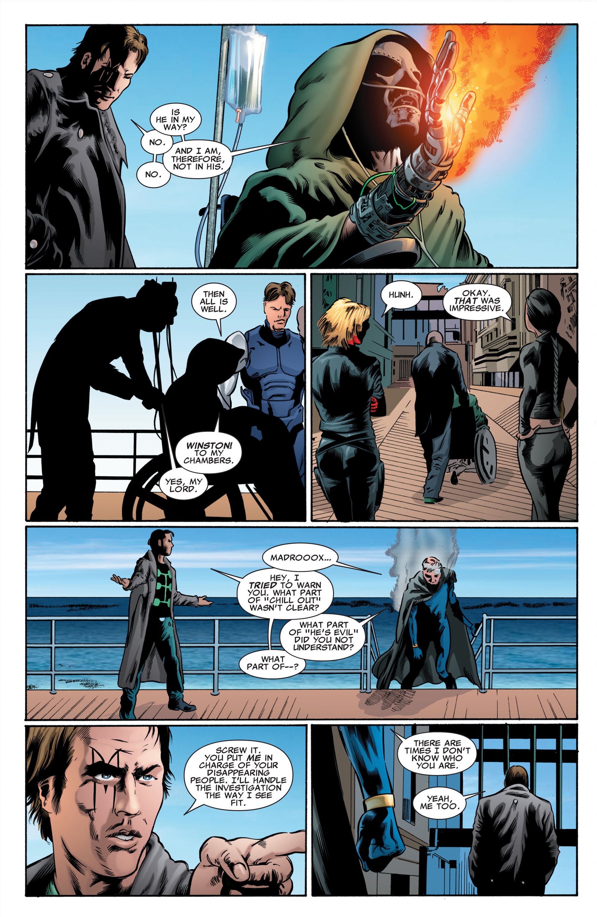 Read online X-Factor (2006) comic -  Issue #48 - 9