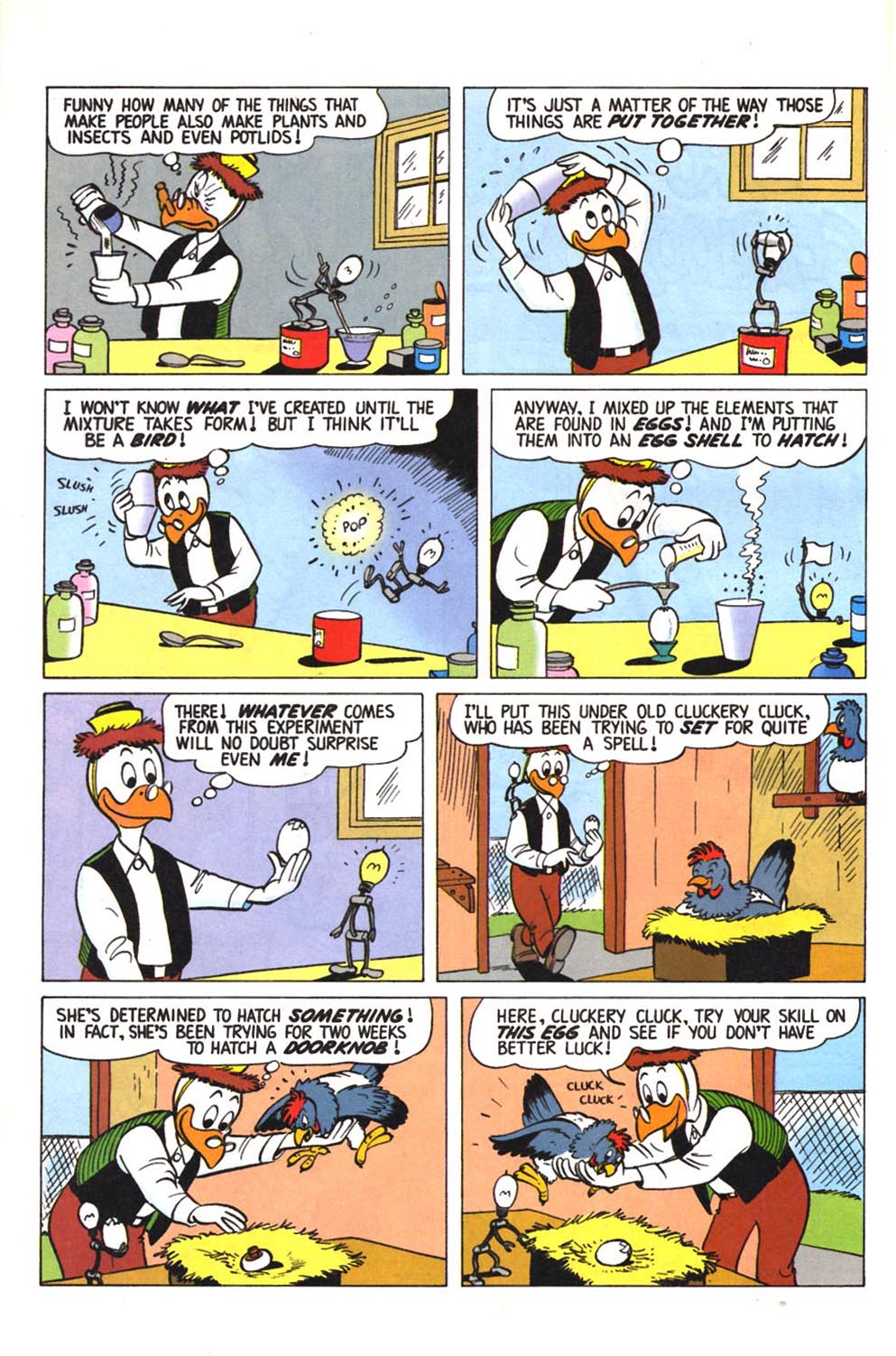 Read online Uncle Scrooge (1953) comic -  Issue #307 - 31